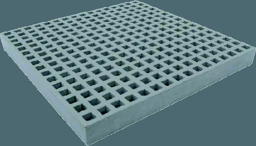 square grating