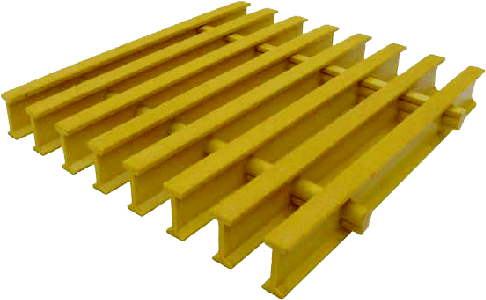 pultruded grating